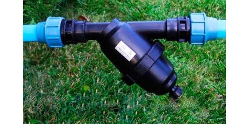 Фильтры очистки воды для систем капельного полива
