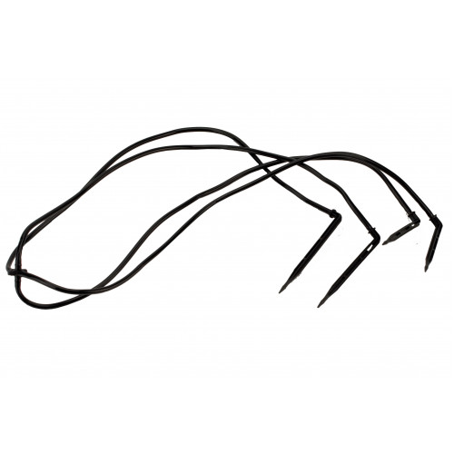 Капельница – четыре спицы уговые (мягкая трубка)