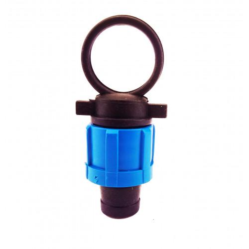 Заглушка для капельной ленты Santehplast