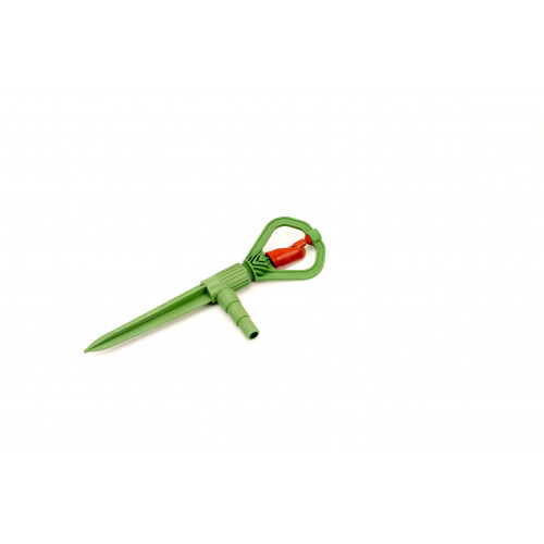 Дождеватель Бабочка + колышек зеленый