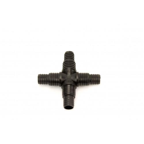 Крест универсальный 1''-3/4'' черный