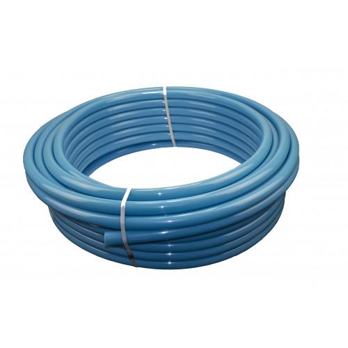 Труба ПВД первичка синяя