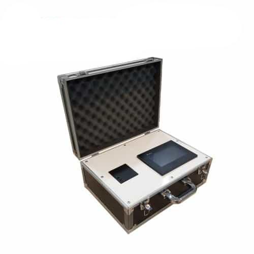 Блок протоколирования для стыковых сварочных аппаратов