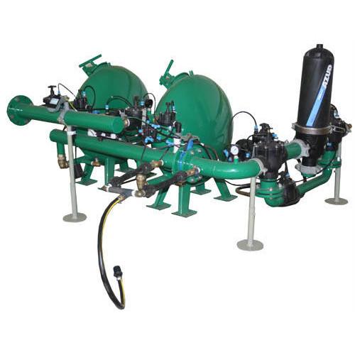 Автоматическая фильтростанция ФСА-30 (30м3/ч)