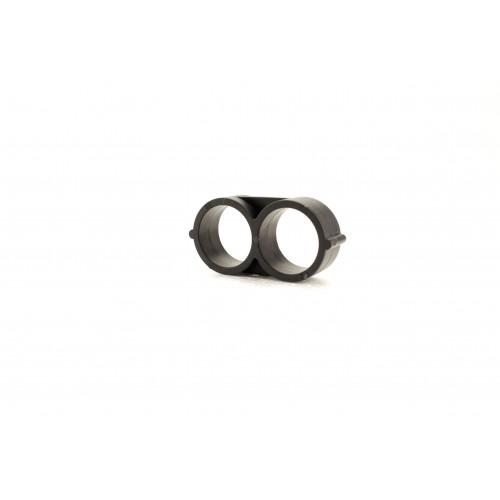 Заглушка восьмерка для капельной трубки 16 мм