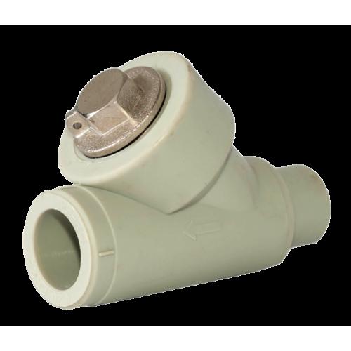 Фильтр глубокой очистки PP-R (металл)